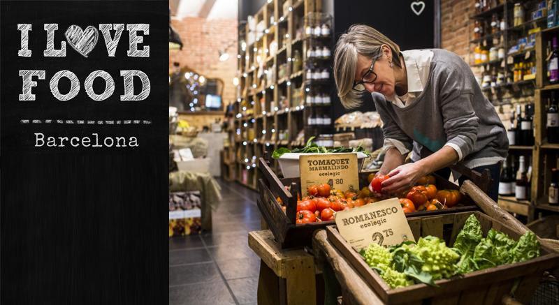 """Software gestión para tiendas ecológicas """"I love food"""" - Barcelona ..."""